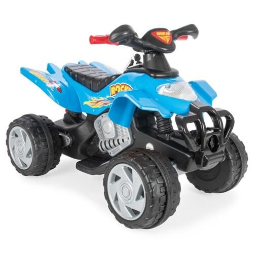ATV electric pentru copii Pilsan ROCKET 12V Albastru
