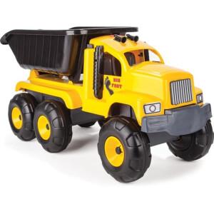 Jucarie camion cu claxon Pilsan BIG FOOT TRUCK