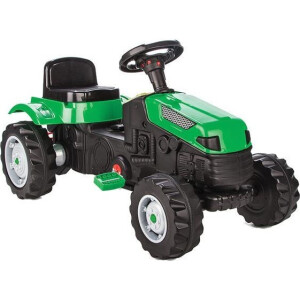 Tractor cu pedale  Pilsan ACTIVE Verde